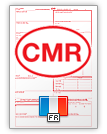 International Consignment Note CMR (english & français)
