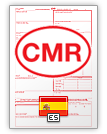 International Consignment Note CMR (english & español)