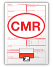 International Consignment Note CMR (english & polski)