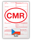 International Consignment Note CMR (english & česky)