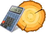 Wood calculators
